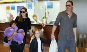 Η Αντζελίνα Τζολί πρέπει να επιτρέψει στον Μπραντ Πιτ να βλέπει περισσότερο τα παιδιά τους