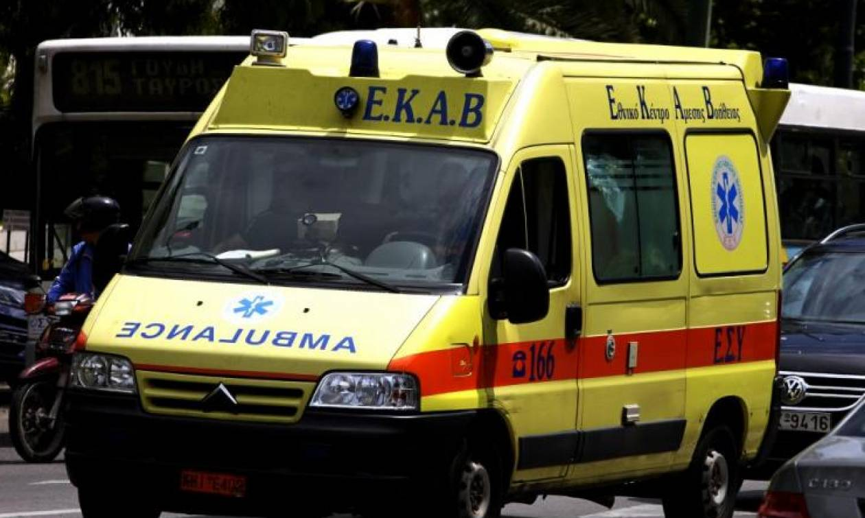 Τραυματίστηκε σοβαρά ο αντιδήμαρχος Μετεώρων: Τον παρέσυρε το αυτοκίνητό του!
