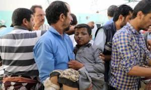 Σάλος στις ΗΠΑ: Η βόμβα που σκότωσε 51 ανθρώπους στην Υεμένη ήταν αμερικανικής κατασκευής