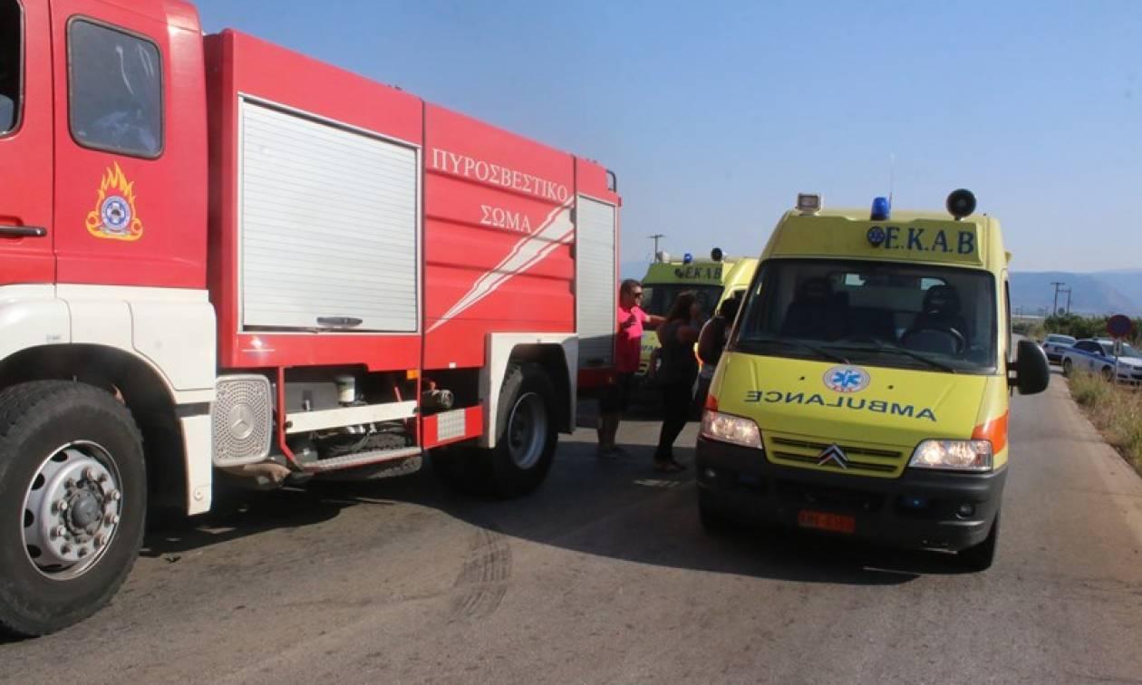 Τραγωδία στο Αγρίνιο: Ένας νεκρός σε τροχαίο δυστύχημα