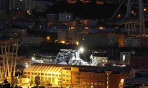 Γένοβα: Έπεσε η αυλαία της τραγωδίας – 43 οι νεκροί από την κατάρρευση της γέφυρας (vids+pics)