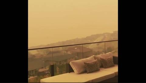 Καναδάς: Ο καπνός σκέπασε τα πάντα - «Παλεύουν» να ανασάνουν οι κάτοικοι (vid)