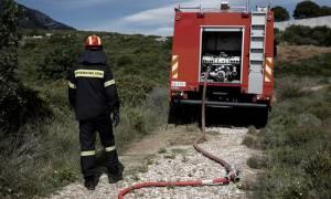 «Πορτοκαλί» συναγερμός: Αυτές οι περιοχές κινδυνεύουν αύριο Δευτέρα από εκδήλωση φωτιάς
