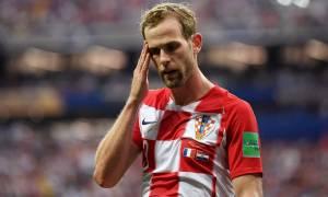 Σταματάει προσωρινά το ποδόσφαιρο ο Στρίνιτς λόγω προβλήματος στην καρδιά