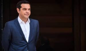 Τσίπρας για Εθνική Ομάδα Πόλο: Η διάκρισή σας αναδεικνύει τις δυνατότητες της νέας γενιάς