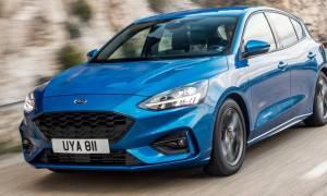 Το νέο Ford Focus ST δεν θα κατέβει στα 1.500 κυβικά - Θα έχει 250 ίππους και αυτόματο κιβώτιο