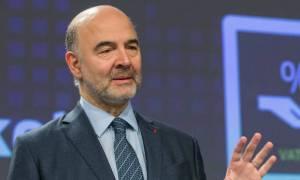 Έξοδος από τα Μνημόνια – Μοσκοβισί: Η Ελλάδα μπορεί επιτέλους να γυρίσει σελίδα