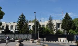 Ένοπλη επίθεση κατά της αμερικανικής πρεσβείας στην Άγκυρα: «Προβοκάτσια» καταγγέλλει ο Ερντογάν