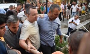 «Λύγισε» ο Ερντογάν απέναντι στον Τραμπ: Ελεύθερος ο Αμερικανός πάστορας Μπράνσον