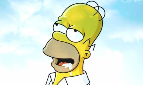 Δεν θα πιστεύεις πώς θα ήταν ο Χόμερ Σίμπσον αν ήταν κανονικός άνθρωπος! (pics)