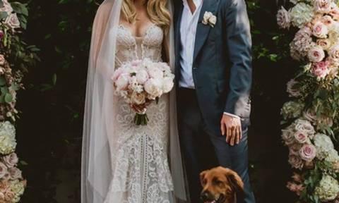 Παντρεύτηκε πριν τρεις μέρες και το ανακοίνωσε μέσω instagram!