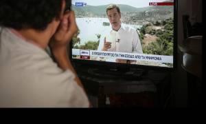 Σκληρή επίθεση της αντιπολίτευσης για το διάγγελμα Τσίπρα