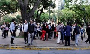 Ισχυρός σεισμός στη Βενεζουέλα: Διχάζει τους επιστήμονες το μέγεθος της δόνησης