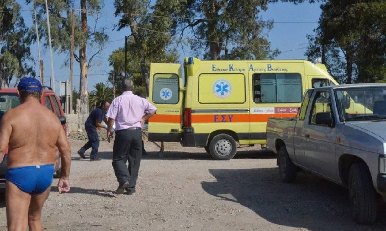 Τραγωδία στο Παλαιό Φάληρο: Μοιραία «βουτιά» για ηλικιωμένο