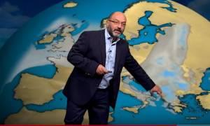 Πότε αλλάζει ο καιρός; Η ανάλυση του Σάκη Αρναούτογλου... (video)