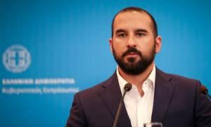 Τζανακόπουλος: Η περικοπή συντάξεων αντικειμενικά δεν είναι αναγκαίο μέτρο