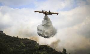 Φωτιά: Μεγάλη πυρκαγιά στην Κέρκυρα - Εκκενώθηκε οικισμός