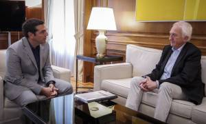 Φωτιές: Αυτός είναι ο νέος επικεφαλής της Επιτροπής Διερεύνησης - Τι συζήτησε με τον Τσίπρα (pics)