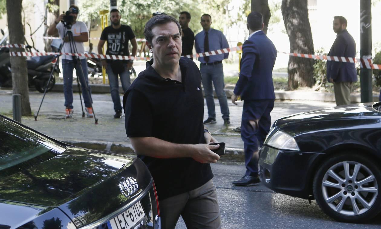Πολιτικό Συμβούλιο του ΣΥΡΙΖΑ την Παρασκευή: «Ψηλά» ανασχηματισμός και ΔΕΘ