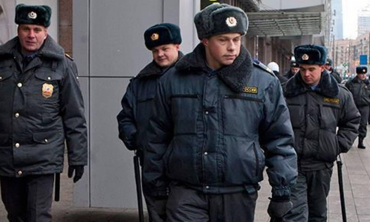 Μόσχα: Ένοπλος άνοιξε πυρ εναντίον αστυνομικών - Δύο τραυματίες