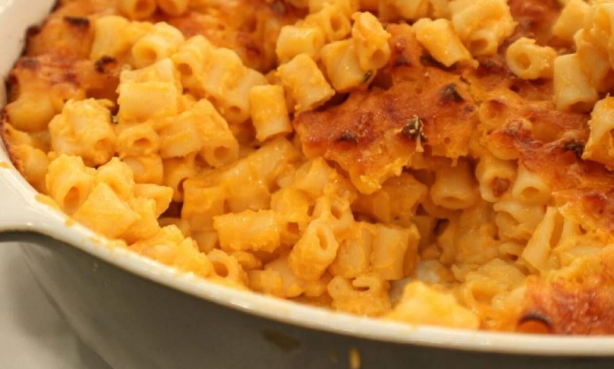 Η συνταγή της ημέρας: Mac 'n' Cheese