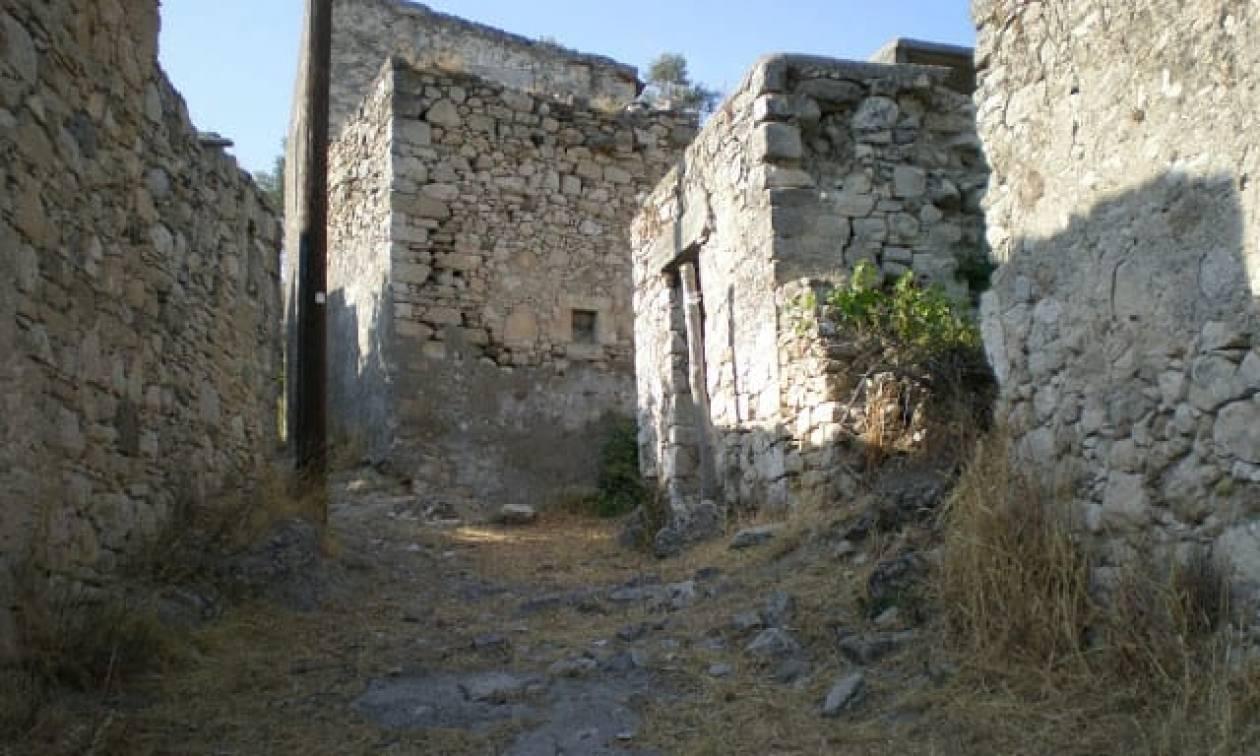 Απίστευτο: Δείτε ποιο χωριό στην Κρήτη πωλείται