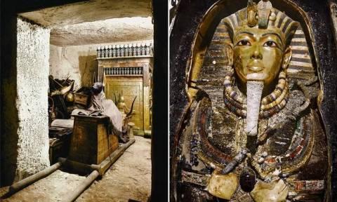 Η κατάρα της μούμιας: Μια... απόκοσμη ιστορία από άλλη εποχή (Pics)