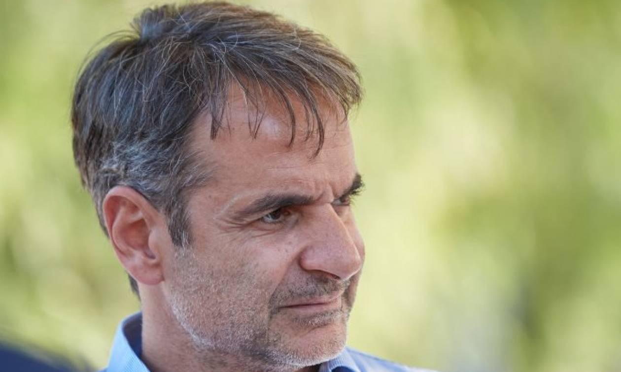 Τη βαθιά του θλίψη για το θάνατο του Γιώργου Καλού εκφράζει ο Κυριάκος Μητσοτάκης