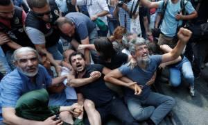 Τουρκία: Επεισόδια και χημικά σε διαδήλωση των «Μητέρων του Σαββάτου» – Τουλάχιστον 20 συλλήψεις