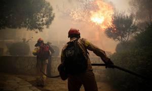 Φωτιά Μάτι: Νέο βίντεο-ντοκουμέντο - Πότε εμφανίστηκαν τα πρώτα πυροσβεστικά