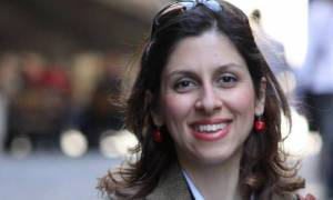 Ιράν: Επέστρεψε στη φυλακή η Ναζανίν Ζαγαρί-Ράτκλιφ