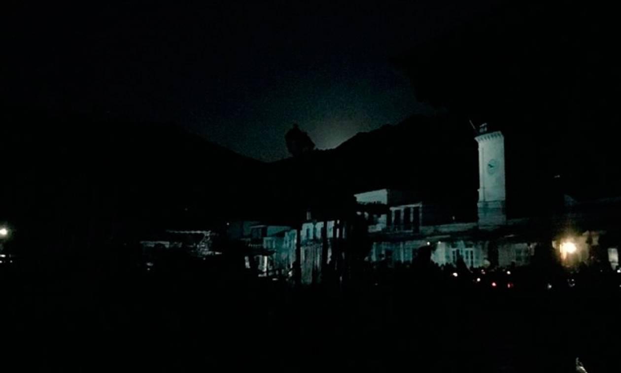 Διευκρινίσεις ΔΕΔΔΗΕ σχετικά με τη διακοπή ηλεκτροδότησης της Ύδρας