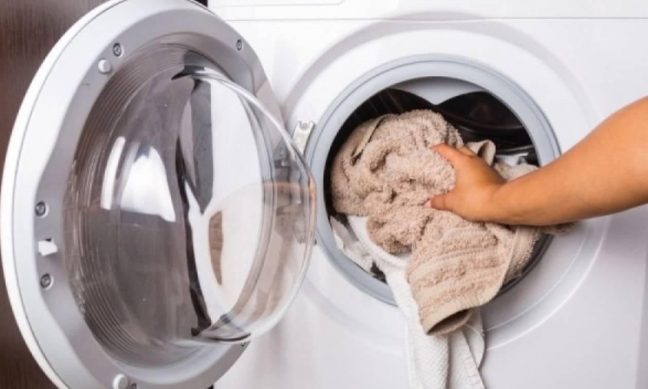 Και όμως αυτά τα δέκα πράγματα... πλένονται στο πλυντήριο!