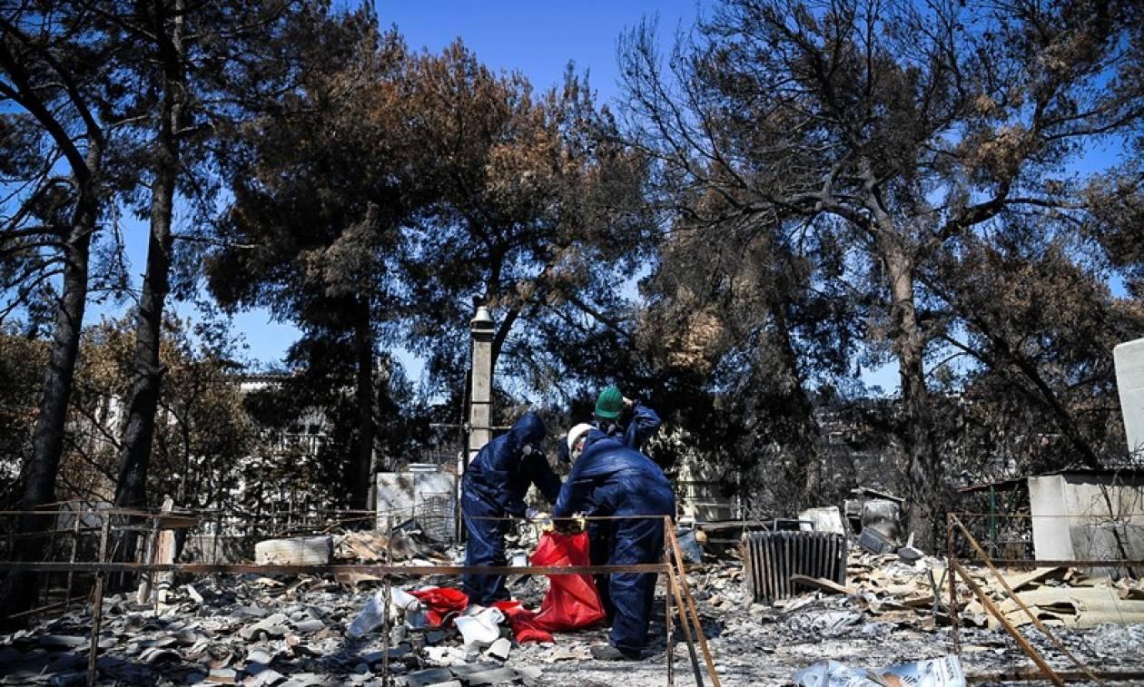 Φωτιά Μάτι: 25 εγκαυματίες παραμένουν σε νοσοκομεία της Αττικής