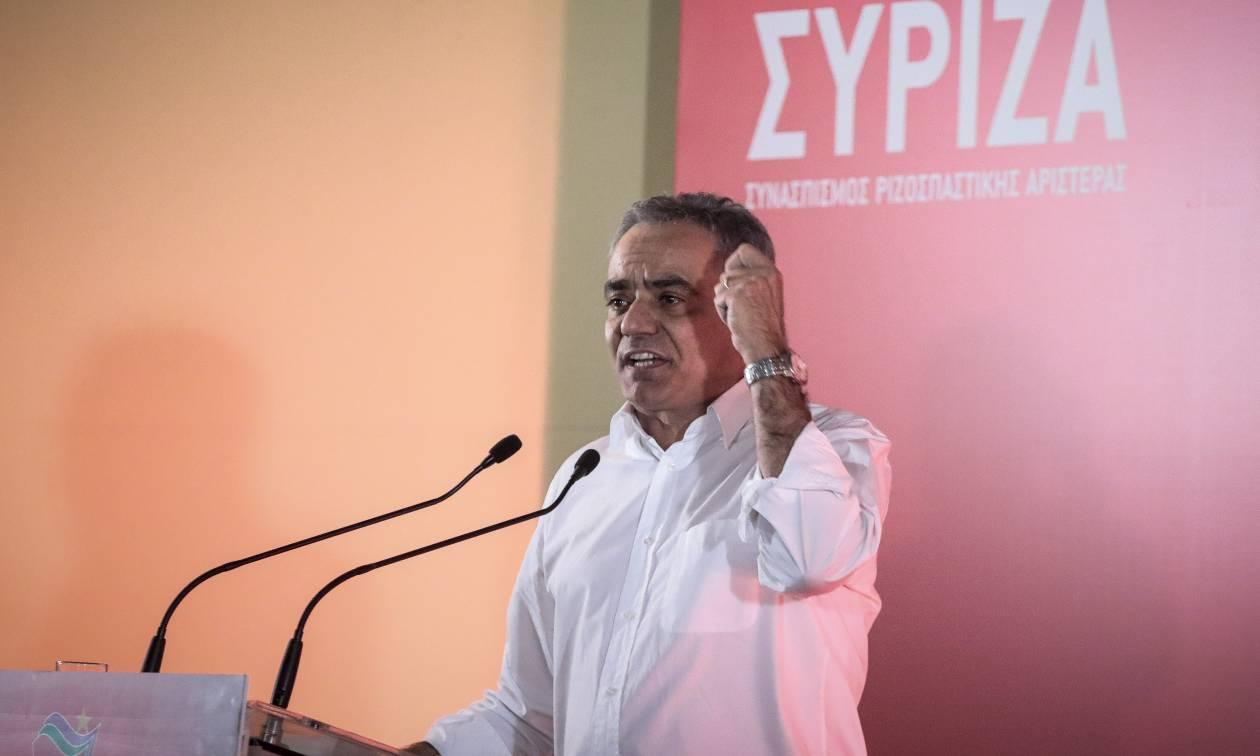 Νέος Γραμματέας του ΣΥΡΙΖΑ ο Πάνος Σκουρλέτης