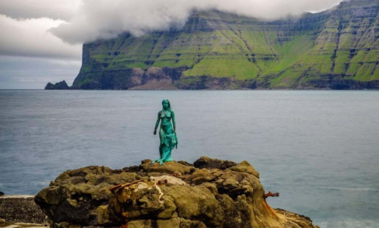 Ποια ήταν η θρυλική «γυναίκα – φώκια» που καταράστηκε τους ψαράδες (Pics+Vids)