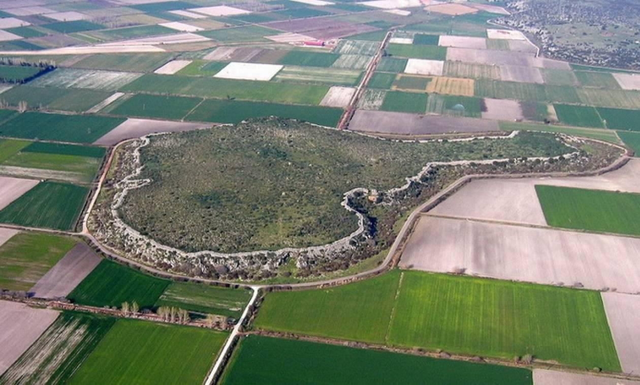 Βοιωτία: Ξεκινάει η αρχαιολογική έρευνα στη Μυκηναϊκή Ακρόπολη του Γλα