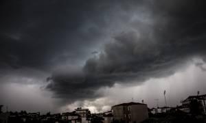 Έκτακτο δελτίο ΕΜΥ: Συνεχίζονται οι καταιγίδες και τα έντονα φαινόμενα - Πού και πότε θα σημειωθούν