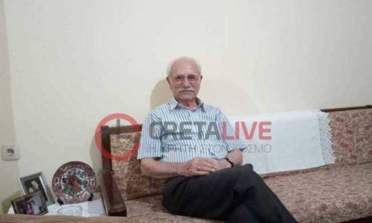 Βάσεις 2018: Φοιτητής ετών 84 και πρώτος στο Πανεπιστήμιο Κρήτης!