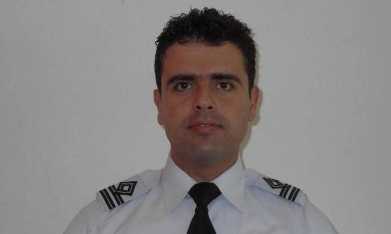 Νικόλαος Βασιλείου: Αυτός είναι ο νεκρός κυβερνήτης του εκπαιδευτικού αεροσκάφους (vid)