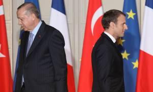 Μακρόν: Η Τουρκία του Ερντογάν δεν έχει καμία θέση στην Ευρωπαϊκή Ένωση (Vids)