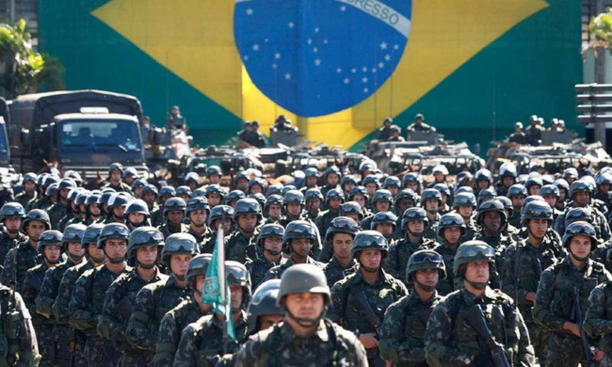 Βραζιλία: Ο πρόεδρος Τέμερ στέλνει στρατό στα σύνορα με τη Βενεζουέλα