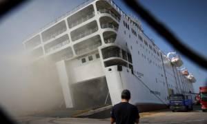 Συνεχίζεται το «θρίλερ» με το «Ελ. Βενιζέλος» - Άνοιξαν τρύπες στο πλοίο που γέρνει επικίνδυνα