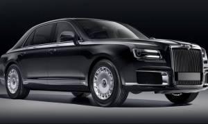 Αυτοκίνητο: Με το Aurus Senat θα νιώθετε (σχεδόν) σαν τον Βλάντιμιρ Πούτιν