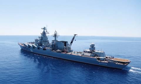 Районы учений ВМФ и ВКС в Средиземноморье объявили опасными для судоходства