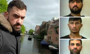 Φιλοπάππου ΕΛ.ΑΣ.: Αυτοί είναι οι δολοφόνοι του 25χρονου – Στη δημοσιότητα φωτογραφίες τους