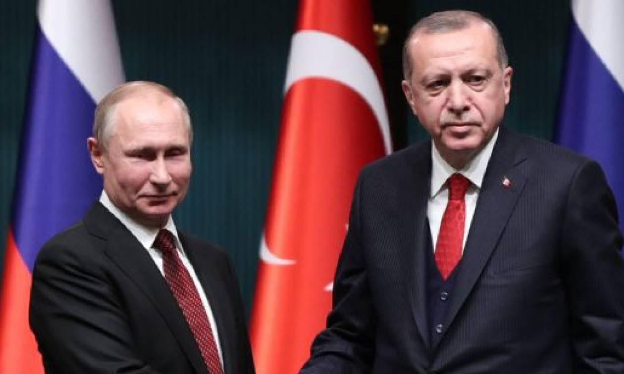 Στις 7 Σεπτεμβρίου Πούτιν και Ερντογάν συναντώνται στην Τεχεράνη