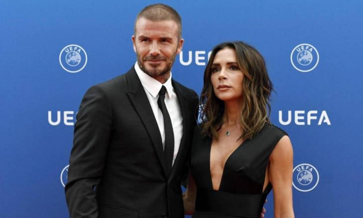 Η τελευταία red carpet εμφάνιση του ζεύγους Beckham!