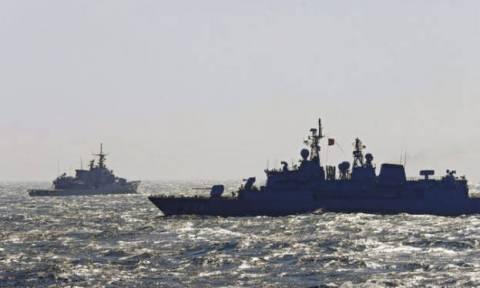 Τουρκικό πολεμικό παρενόχλησε την κυπριακή τράτα «Μπουμπουλίνα»