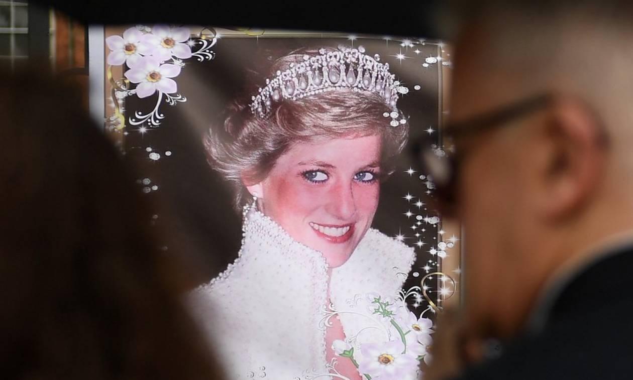 Πριγκίπισσα Νταϊάνα: H αδημοσίευτη φωτογραφία 21 χρόνια χρόνια μετά το θάνατό της